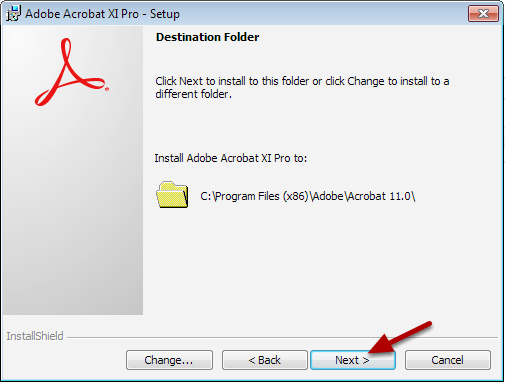 change serial number adobe acrobat 11