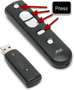 How to Reprogram the Remote Control