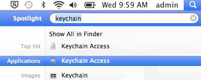 Delete the Login Keychain.