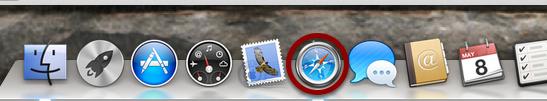 Open Safari