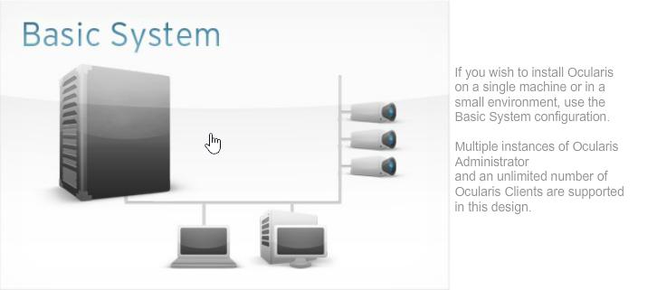 "Select ""Basic System"""