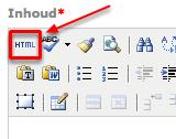 Hoe voeg je HTML-inhoud toe aan je pagina?