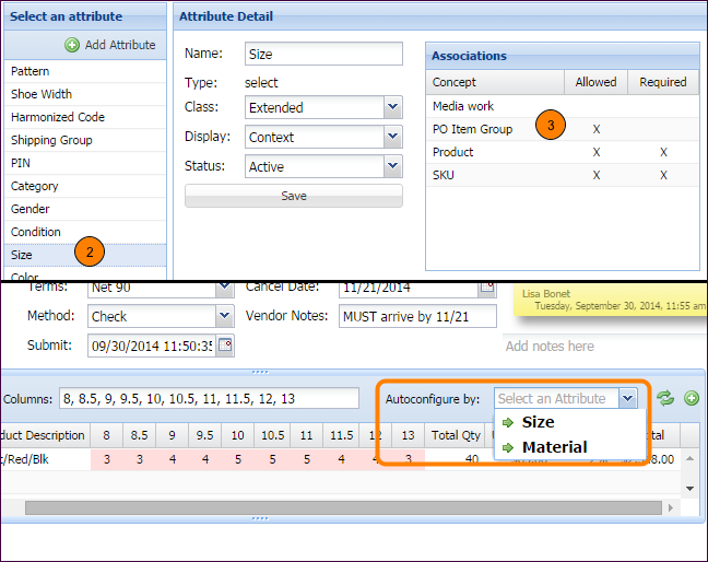 Add Variant Columns Using the Autoconfigure Feature