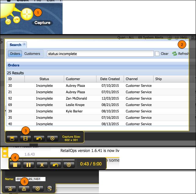 Create Screen Recordings on Windows