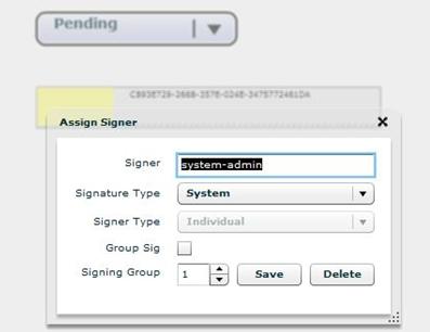 Adding a System Event