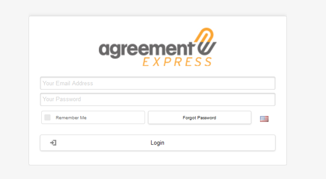 Agreement Express - SimQ Login