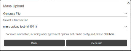 Creating a CSV File