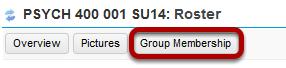 View group membership.