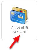 Click ServiceM8 Account