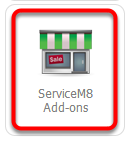 Click ServiceM8 Add-Ons
