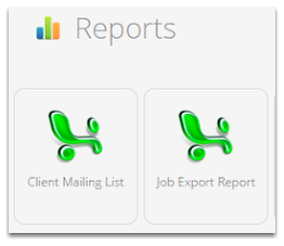 Once activated, you can now find these additional reports in the Reports page and Materials page.