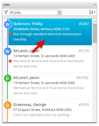 Sending your first job to Xero – ServiceM8 Help
