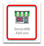 Click ServiceM8 Add-ons