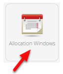 Click Allocations Windows