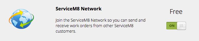 Joining the ServiceM8 Network