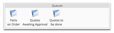 Queues Folders