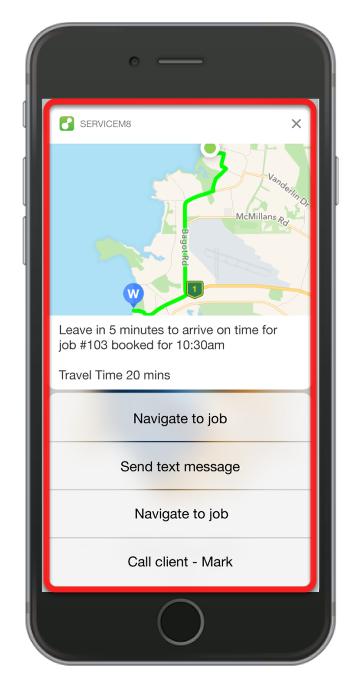 Job Navigation