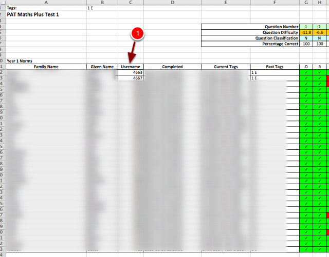 Step 7: Open the Excel File and enter the following additional  details (if required and they are not already correct)