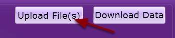 Step 3: Click on Upload File(s)