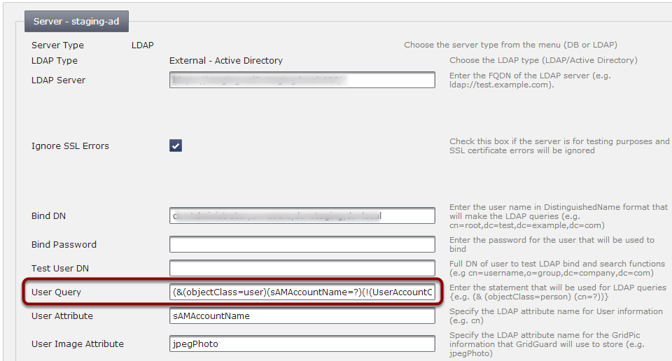 Ignoring Disabled Users in Active Directory – SyferLock Help
