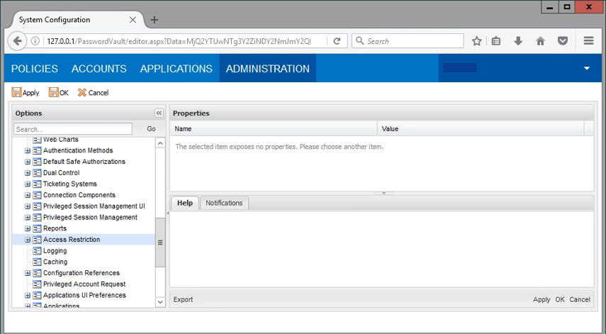 Configuring PVWA SAML Authentication