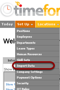 Adding Departments