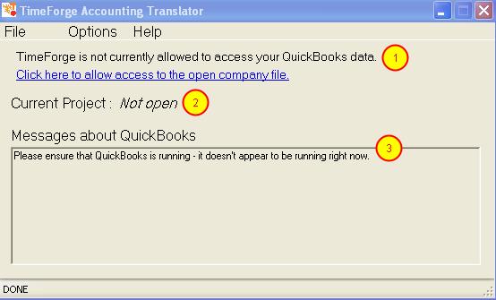 Set Up the Translator