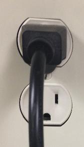 Unplug the Power Cord