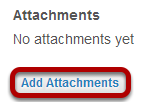 Attachments. (Optional)
