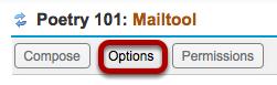 Click Options.