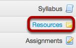 Go to Resources
