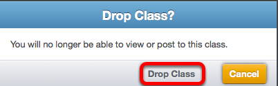 Click Drop Class.