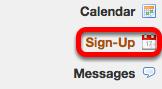 Click Sign-up.