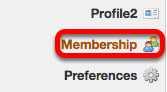 Go to Membership (on your Workspace site).