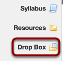 Go to the Dropbox tool
