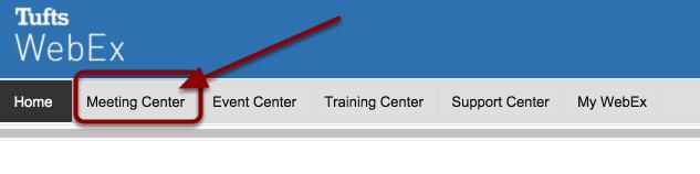 Click Meeting Center