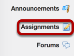 (Part 2) - Once the Evaluation Period begins, go to the Trunk site and click Assignments