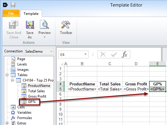 How to Set Columns Width in an Excel Report – Customer Feedback ...