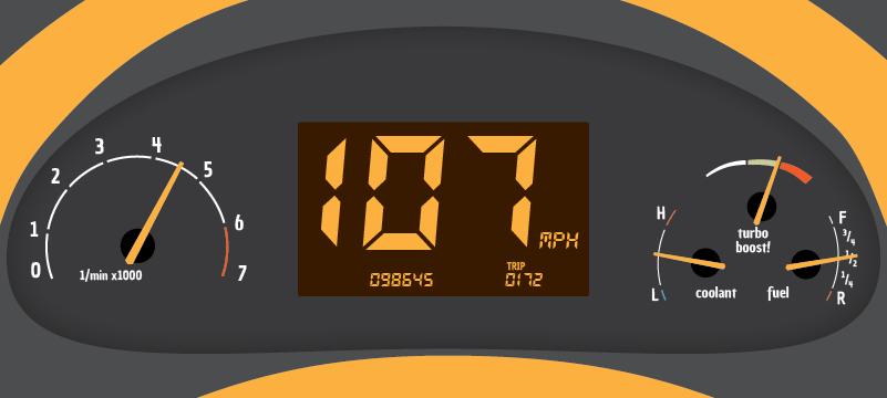 Speedometer Design: Why It Works - ScribbleLive