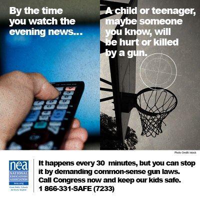Anti Gun National Education Association