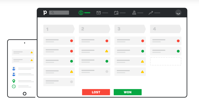 Pipedrive, CRM tool