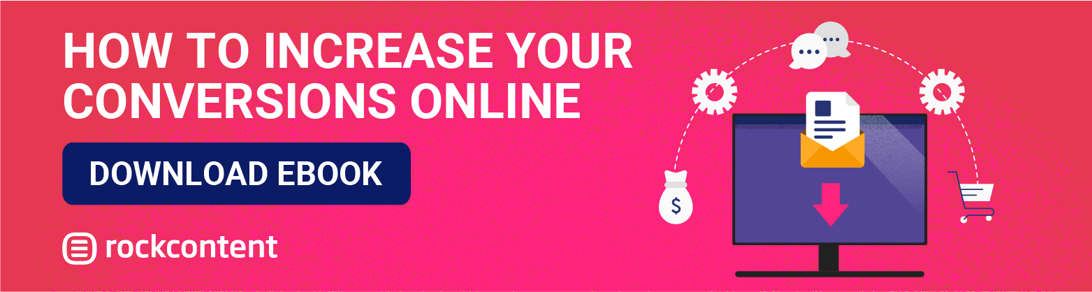 How to increase your online conversions - Promotional Banner
