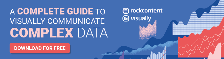 Guide to visually communicate complex data - Promotional Banner