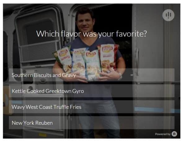 apester interactive quiz