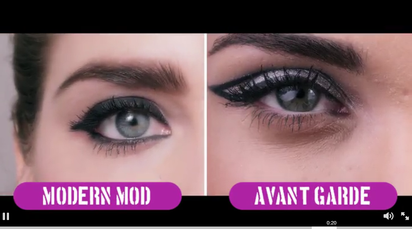 maybelline interactive video