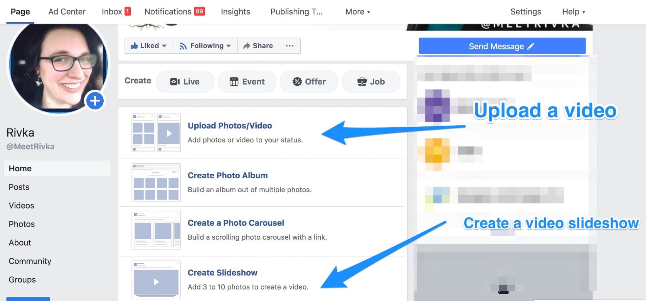 New Facebook Video Publishing Options You Need to Know ...