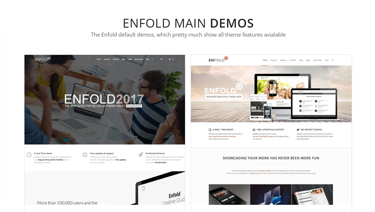 enfold premium wordpress theme