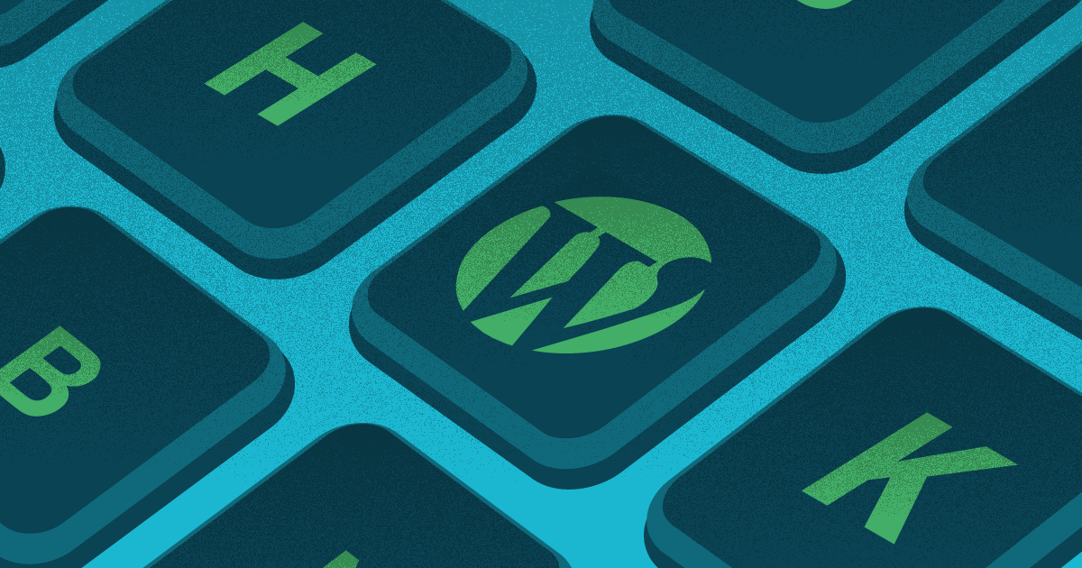 wordpress file and directory structure