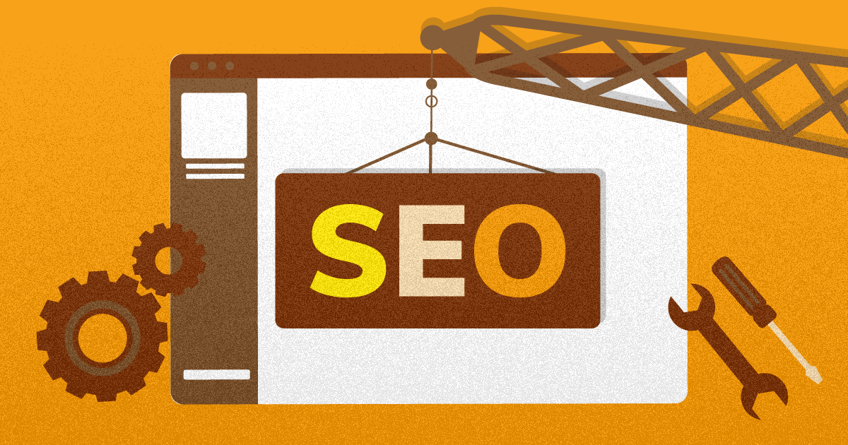 powerful seo in website builders