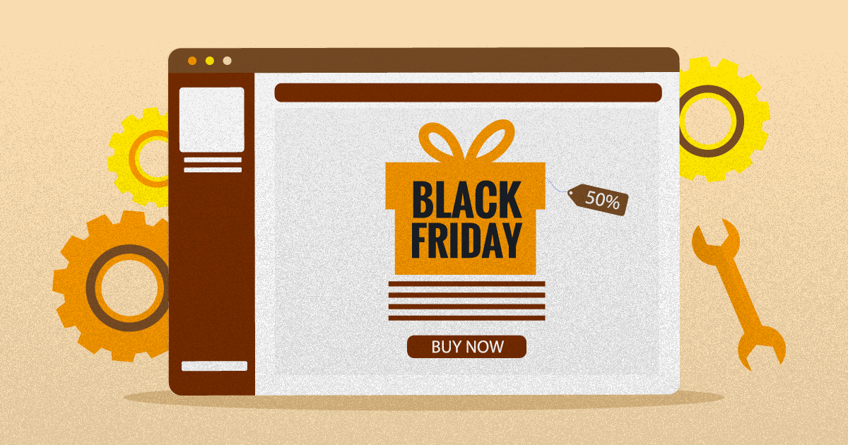 prepare the technical aspects of your website to Black Friday